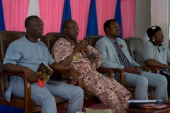 Rev. Dr. and Mrs. Moses Owojaiye and Other Ministers