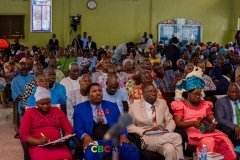 Cross Section View of Attendees At The Vitality Lecture 2018