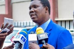 Rev. Dr. Moses Owojaiye Interviewed