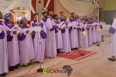 Choir Ministration at the Vitality Lecture 2018