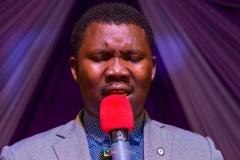 Ministering at ECWA Church